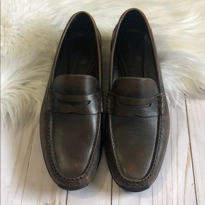 Martin Dingman loafers size 8.5
